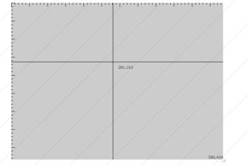 ブラウザ上に定規を表示するブックマークレット